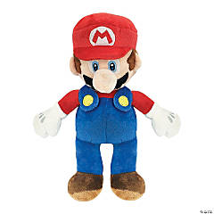 "7"" Nintendo Plush® Mario"