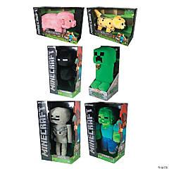 "7"" Plush Minecraft Toys"