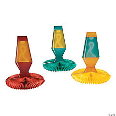 70s Party Centerpieces