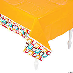70s Party Tablecloth