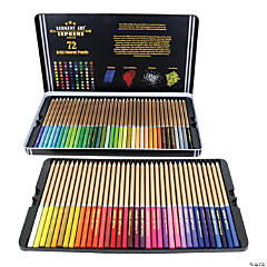 72-Color Sargent Art® Colored Pencils