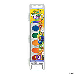 8 Color Crayola® Silly Scents™ Sweet Watercolors