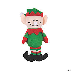 "8"" Plush Elves"