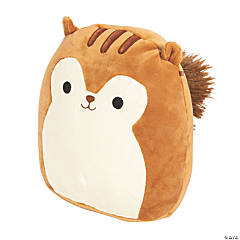 "8"" Squishmallows™ Stuffed Sawyer the Squirrel"