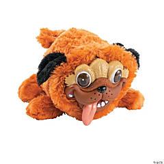 "8"" Stuffed Pug"