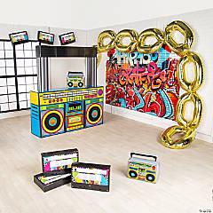 80s-90s Hip Hop Grand Decorating Kit