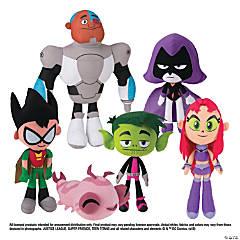"9-10"" Teen Titans Plush Character"