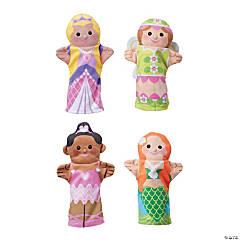 "9.5"" Melissa & Doug® Storybook Friends Hand Puppets"
