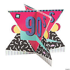 90s Centerpiece