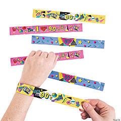 90s Slap Bracelets