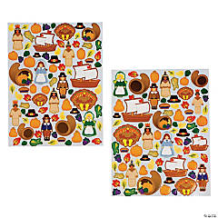 924 Thanksgiving Stickers