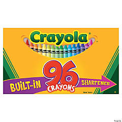96-Color Crayola® 96 Pc. Crayons