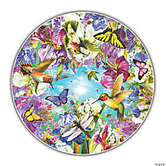 A Broader View Hummingbirds Jigsaw Puzzle, 500 Piece