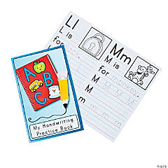 ABC Handwriting Books