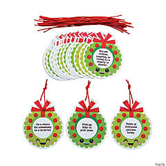 Acts of Kindness Christmas Ornaments