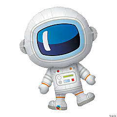 Adorable Astronaut Mylar Balloon