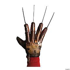 Adult A Nightmare on Elm Street Freddy Krueger Gloves