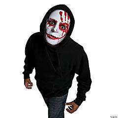 Adult Bloody Hand Mask