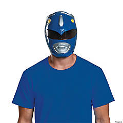 Adult Blue Power Ranger Mask