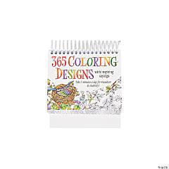 Adult Coloring Perpetual Calendar