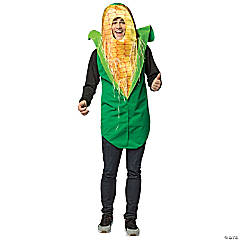 Adult Corn On The Cob Costume