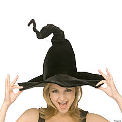 Adult Crooked Witch Hat