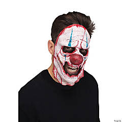 Adult Cutter The Clown Skinned Mask