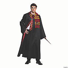 Adult Deluxe Harry Potter Gryffindor Robe – Plus
