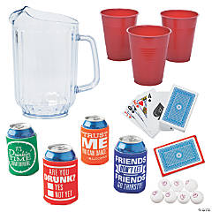 Adult Drinking Games At-Home Party Kit