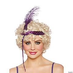 Adult Flapper Wig
