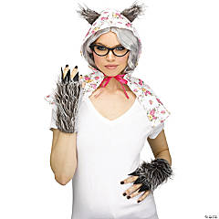 Adult Granny Wolf Instant Kit