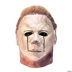 Adult Halloween II Michael Myers Blood Tears Mask