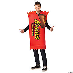 Adult Hersheys Reeses Cup Costume