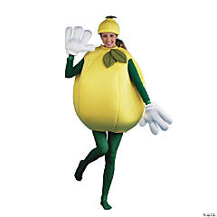 Adult Lemon Costume