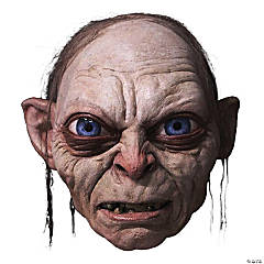 Adult Lord of the Rings Gollum Mask