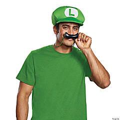 Adult Nintendo Super Mario Bros. Luigi Accessory Kit