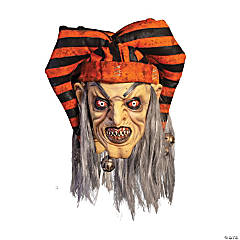 Adult Official The Terror of Hallows Eve Evil Trickster Mask