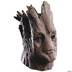 Adult Overhead Guardian's of the Galaxy™ Groot Mask