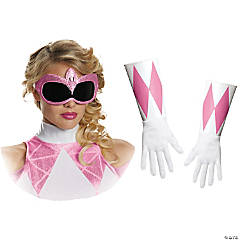 Adult Pink Power Ranger Costume Kit