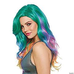 Adult Rainbow Wig