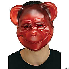 Adult Red Gummee Bear Mask