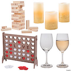 Adult's Date Game Night In a Box