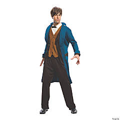 Adult's Deluxe Harry Potter™ Newt Scamander Costume - Standard