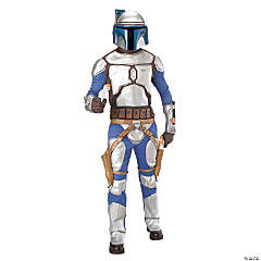 Adult's Deluxe Star Wars™ Jango Fett Costume - Standard