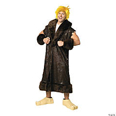 Adult's Deluxe The Flintstones™ Barney Rubble Costume - Extra Large