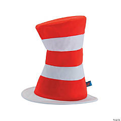Adult's Dr. Seuss™ The Cat In The Hat™ Stovepipe Hat