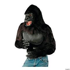 Adult's Gorilla Costume Shirt