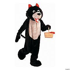 Adult's Mascot Wolf Costume