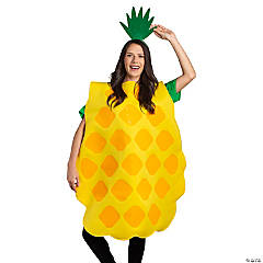Adult's Pineapple Costume - Standard