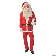 Adult's Santa Claus Costume - Standard